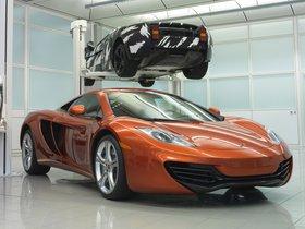 Ver foto 10 de McLaren MP4 12C 2010