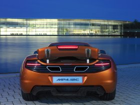 Ver foto 2 de McLaren MP4 12C 2010