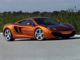 Fotos de McLaren MP4 12C 2010