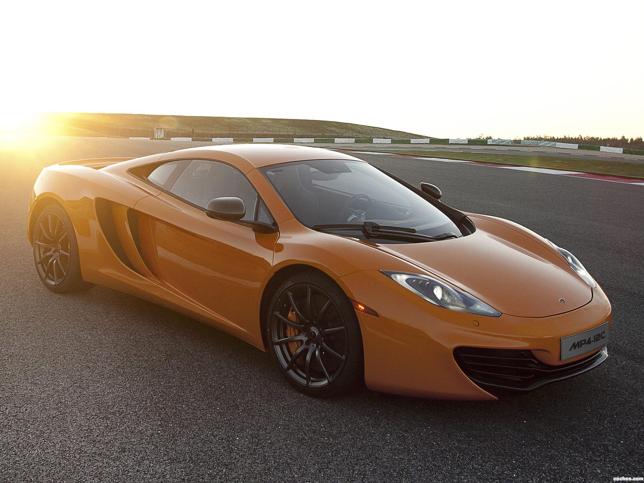 Foto 0 de McLaren MP4 12C 2011