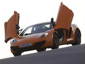 Ver foto 9 de McLaren MP4 12C 2011