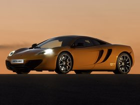 Ver foto 7 de McLaren MP4 12C 2011