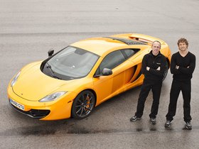 Ver foto 25 de McLaren MP4 12C 2011