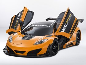 Fotos de McLaren MP4 12C Can-Am Edition Race Car Concept 2012
