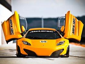 Ver foto 23 de McLaren MP4 12C GT3 2011