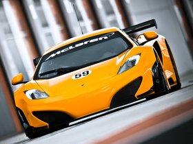 Ver foto 22 de McLaren MP4 12C GT3 2011