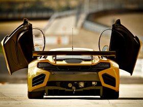 Ver foto 20 de McLaren MP4 12C GT3 2011