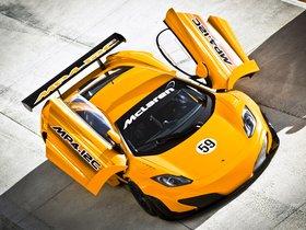 Ver foto 18 de McLaren MP4 12C GT3 2011