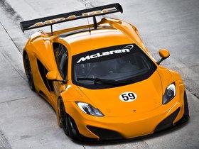Ver foto 17 de McLaren MP4 12C GT3 2011
