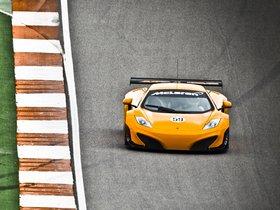 Ver foto 14 de McLaren MP4 12C GT3 2011