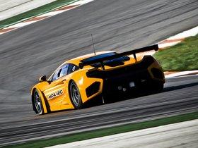 Ver foto 12 de McLaren MP4 12C GT3 2011