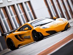 Ver foto 11 de McLaren MP4 12C GT3 2011