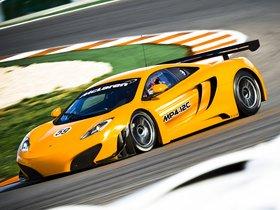 Ver foto 9 de McLaren MP4 12C GT3 2011