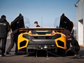 Ver foto 6 de McLaren MP4 12C GT3 2011
