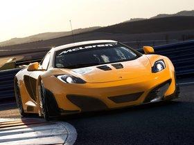 Ver foto 38 de McLaren MP4 12C GT3 2011