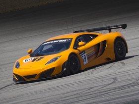 Ver foto 35 de McLaren MP4 12C GT3 2011