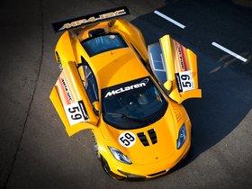Ver foto 30 de McLaren MP4 12C GT3 2011