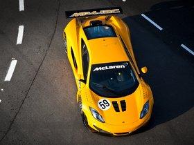 Ver foto 29 de McLaren MP4 12C GT3 2011