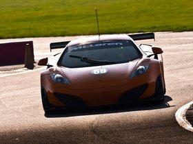 Ver foto 4 de McLaren MP4 12C GT3 2011