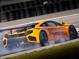 Ver foto 3 de McLaren MP4 12C GT3 2011