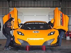 Ver foto 2 de McLaren MP4 12C GT3 2011