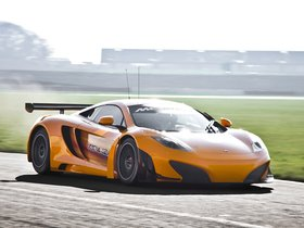 Fotos de McLaren MP4 12C GT3 2011