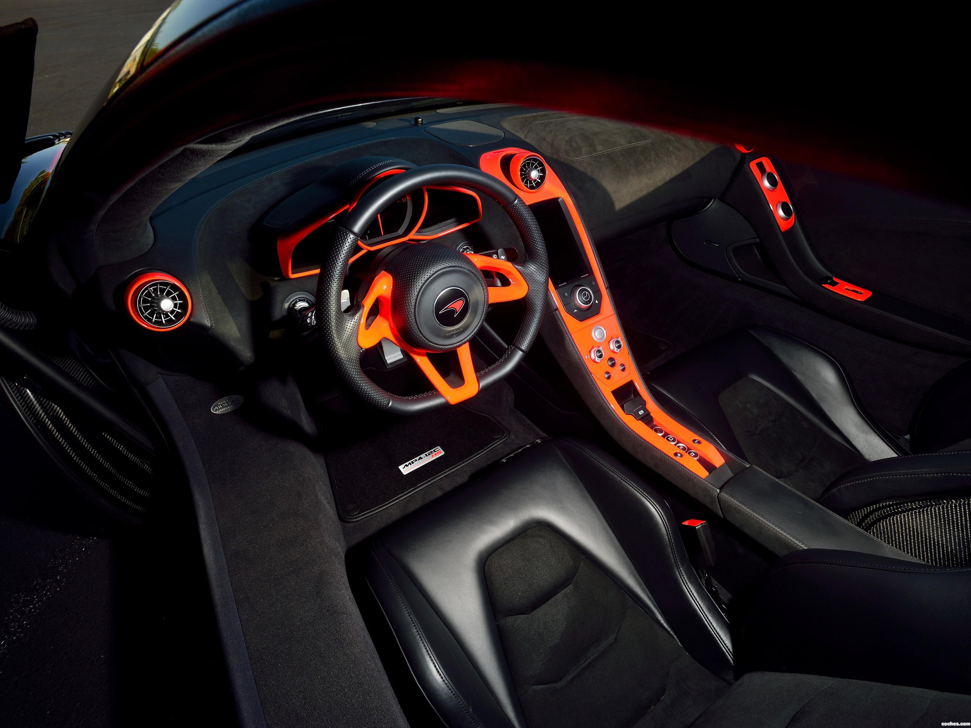Foto 17 de McLaren MP4-12C HS MSO 2012