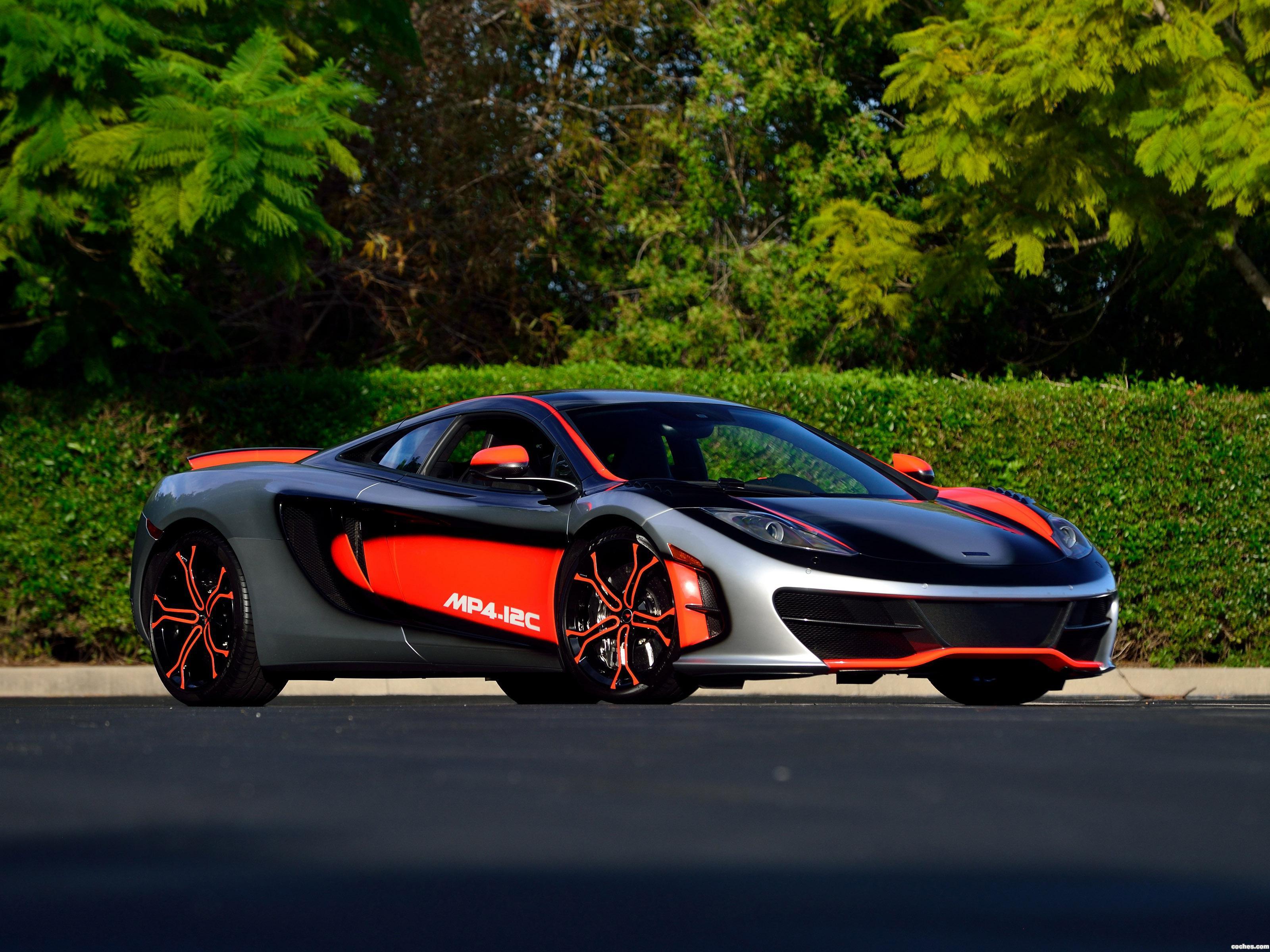 Foto 0 de McLaren MP4-12C HS MSO 2012