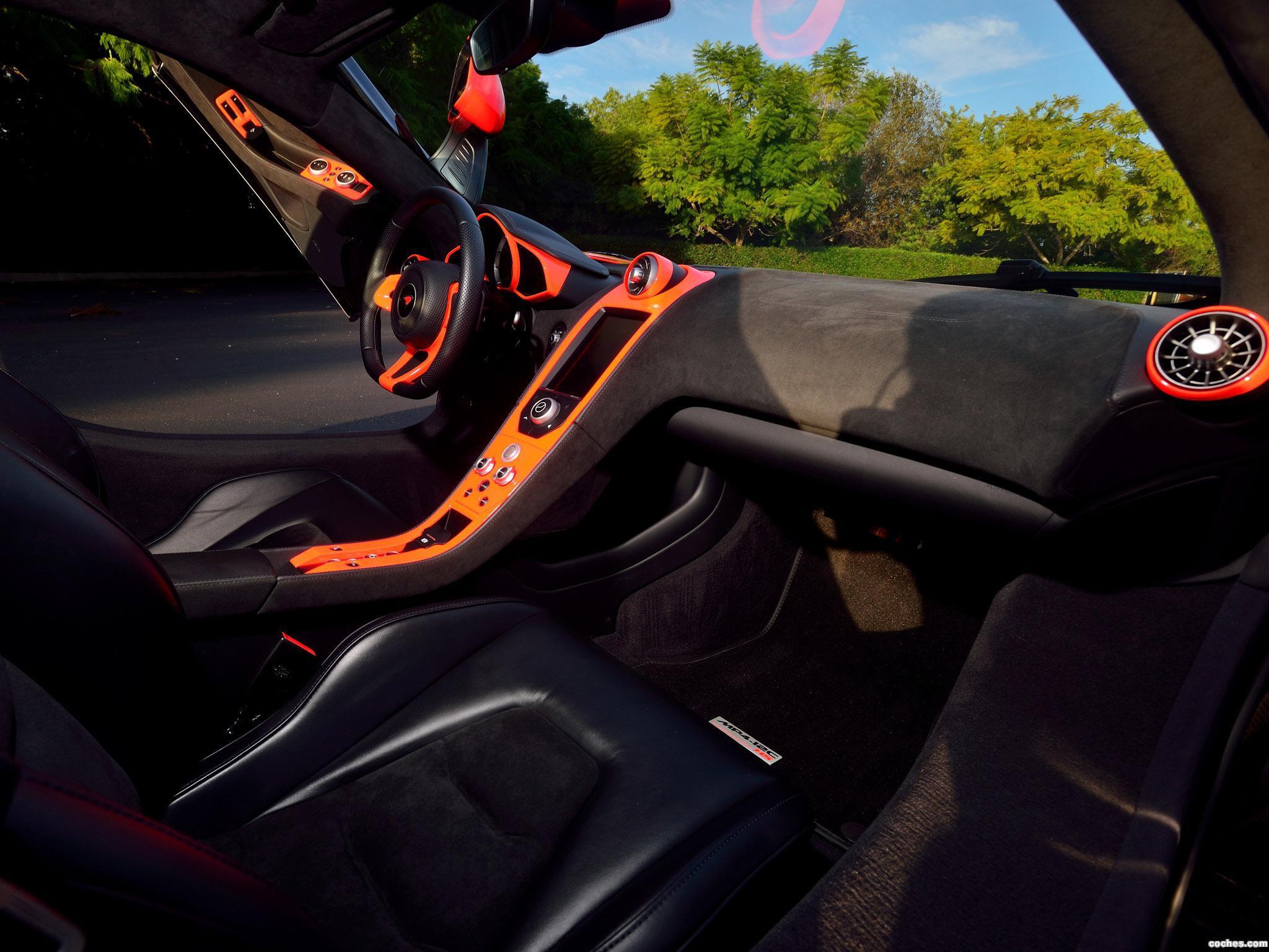 Foto 15 de McLaren MP4-12C HS MSO 2012