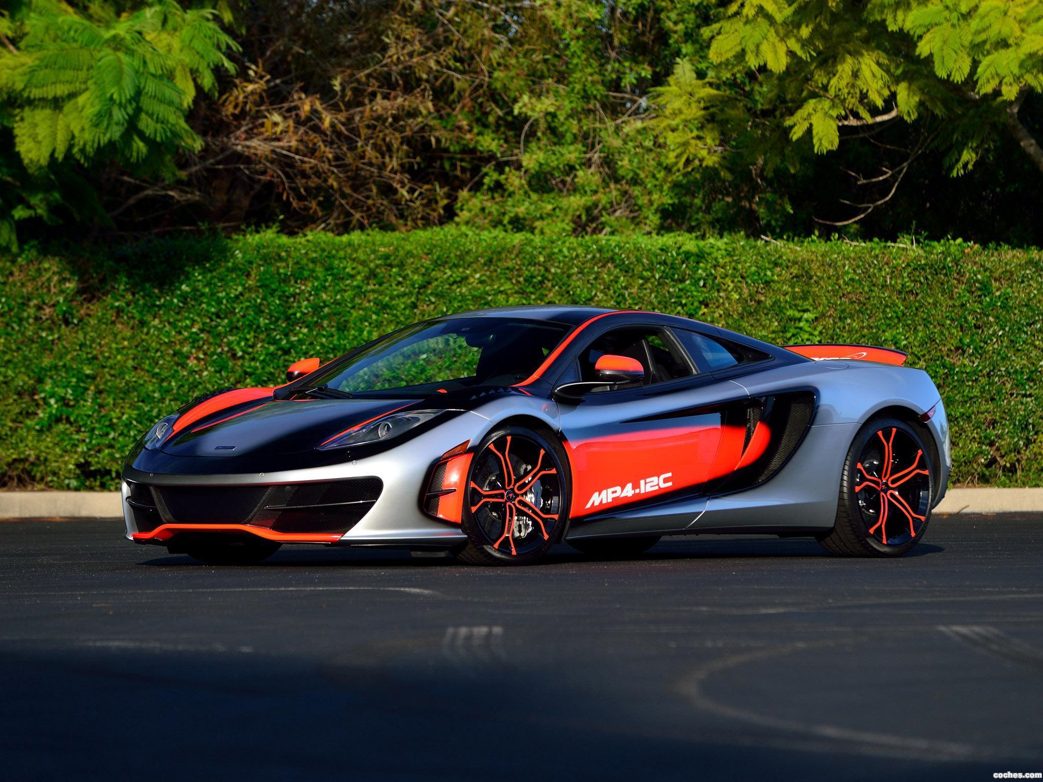 Foto 10 de McLaren MP4-12C HS MSO 2012