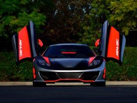 Ver foto 4 de McLaren MP4-12C HS MSO 2012