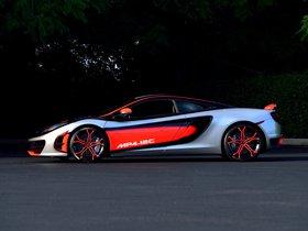 Ver foto 2 de McLaren MP4-12C HS MSO 2012