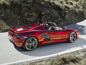 Ver foto 2 de McLaren MP4 12C Spider 2012
