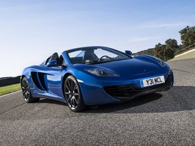 Fotos de McLaren MP4 12C Spider 2012