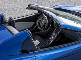 Ver foto 11 de McLaren MP4 12C Spider 2012