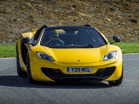 Ver foto 6 de McLaren MP4 12C Spider UK 2012