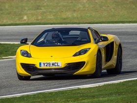 Ver foto 5 de McLaren MP4 12C Spider UK 2012