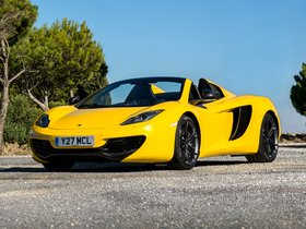 Fotos de McLaren MP4 12C Spider UK 2012