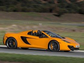 Ver foto 15 de McLaren MP4 12C Spider USA 2012