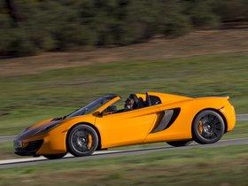Ver foto 14 de McLaren MP4 12C Spider USA 2012