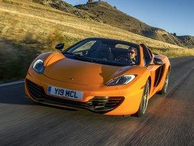 Ver foto 13 de McLaren MP4 12C Spider USA 2012