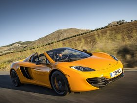 Ver foto 12 de McLaren MP4 12C Spider USA 2012