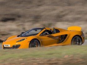 Ver foto 11 de McLaren MP4 12C Spider USA 2012