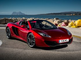 Fotos de McLaren MP4 12C Spider USA 2012
