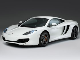 Fotos de McLaren MP4 12C White Edition 2011