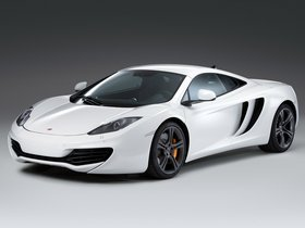 Ver foto 8 de McLaren MP4 12C White Edition 2011