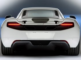 Ver foto 4 de McLaren MP4 12C White Edition 2011