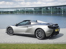 Ver foto 3 de McLaren MSO 650S Spider Concept 2014