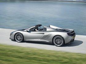 Ver foto 2 de McLaren MSO 650S Spider Concept 2014