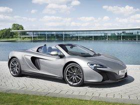 Ver foto 1 de McLaren MSO 650S Spider Concept 2014